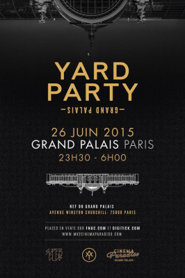 Yard Party Superclub