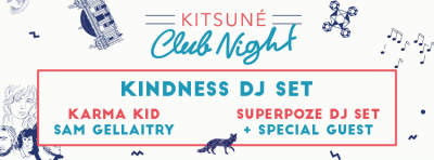 Superclub Kitsuné Party