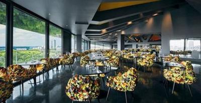 Ouverture du restaurant le balcon la philharmonie de paris - Le petit balcon paris ...