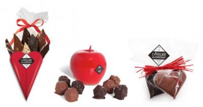 Saint Valentin 2016 L'Atelier du Chocolat
