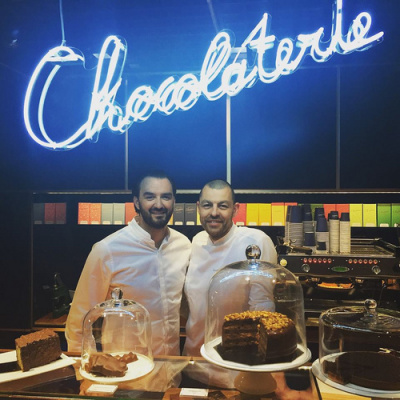 La Chocolaterie Paris