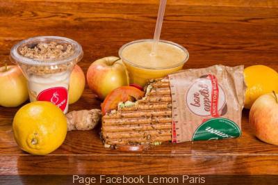 Lemon à Paris