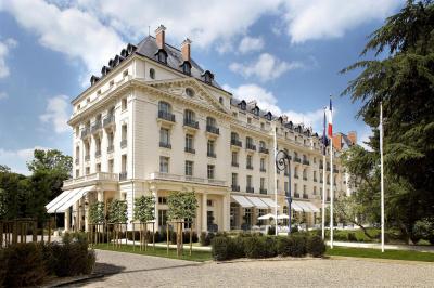 Euro 2016 Trianon Palace Versailles
