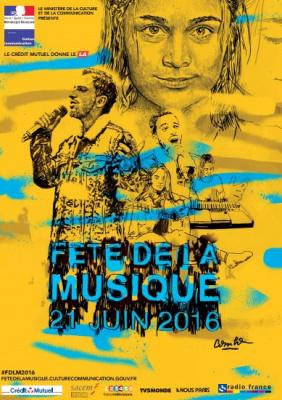Fête Musique 2016