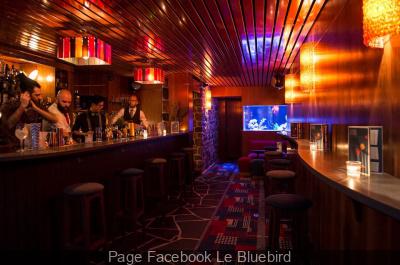 Le Bluebird Paris