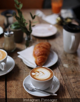 Passager Coffee Shop
