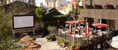 MOB Hôtel Terrasse