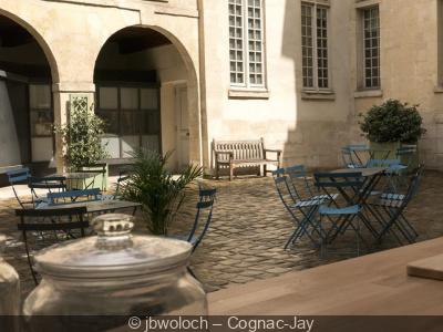 Café éphémère du Musée Cognacq-Jay