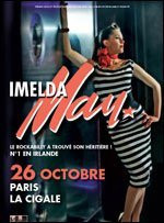 Imelda May Cigale