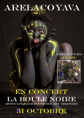 Arelacoyava & The Electric Rendez Vous