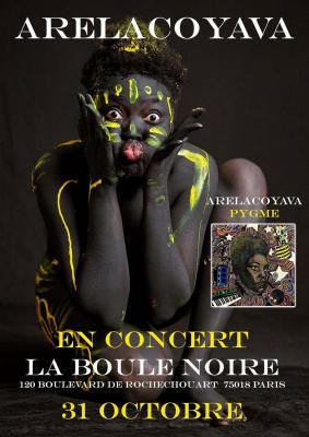 Arelacoyava & The Electric Rendez Vous