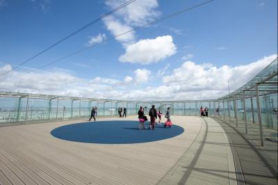 réouverture terrasse panoramique de la tour montparnasse