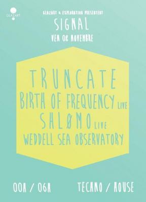 Signal # 4w/ Truncate
