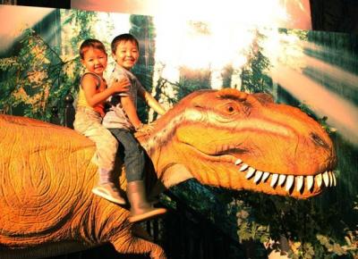 Le Temps des Dinosaures 2, parc des expo, porte de versailles