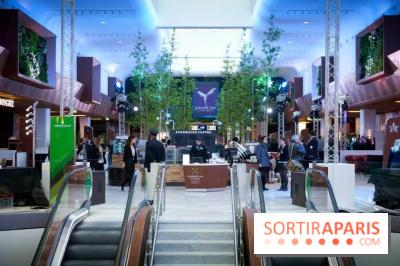 A roville le centre commercial du site de roissy tremblay en france - Centre commercial roissy aeroville ...