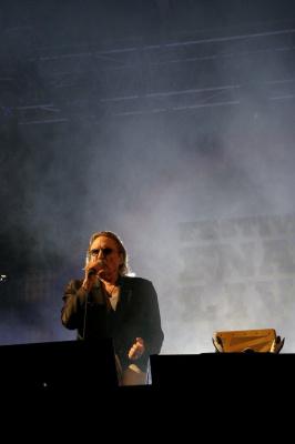 Christophe au Festival Fnac Live 2011