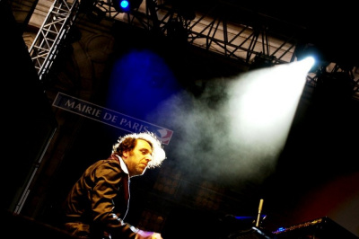 Chilly Gonzales au Festival Fnac Live 2011