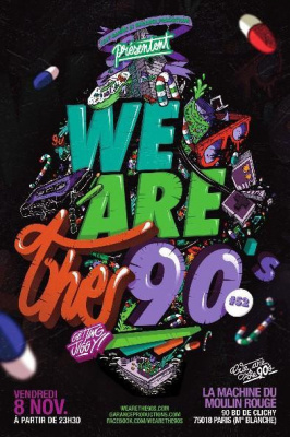 We Are The 90's #52