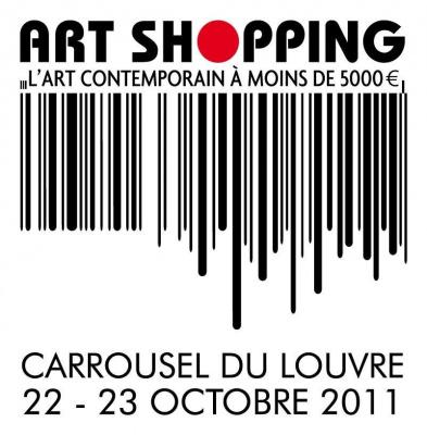 Art Shopping, automne 2011, Carrousel du Louvre, art contemporain
