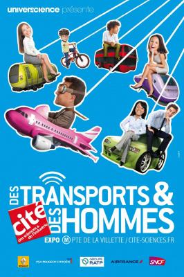 Des transports et des hommes, Cité des Sciences