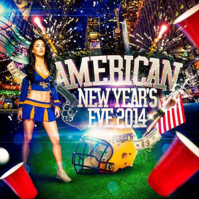 AMERICAN NEW YEAR'S EVE 2014