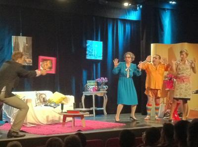 le mariage nuit gravement à la santé au Théâtre du Gymnase