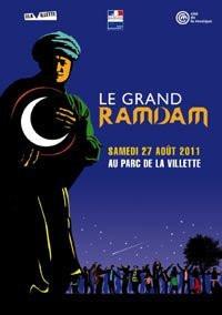 Le Grand Ramadan, Parc de la Villette, Musiques orientales