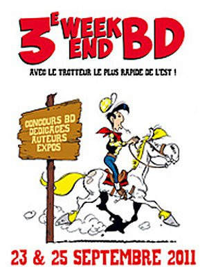 3ème week-end BD, Festival, Bandes dessinées, Hippodrome Paris-Vincennes