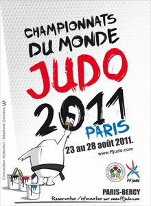 Championnat du Monde, Judo, Palais Omnisports de Paris-Bercy