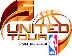 NBA 5 United, Streetball, Basketball, Parvis de l'Hôtel de Ville