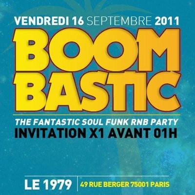 Boombastic Party, 1979, Soirée