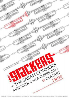 The Slackers + The Sarah Connors