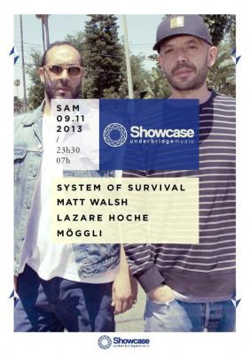 System Of Survival, Matt Walsh, Lazare Hoche & Möggli