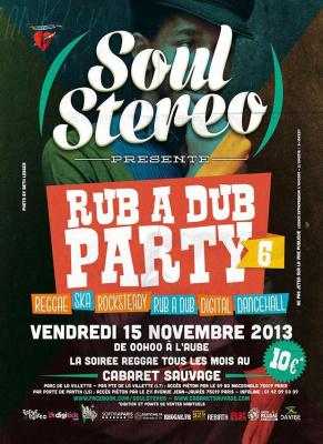Soul Stereo - Rub a Dub Party #6