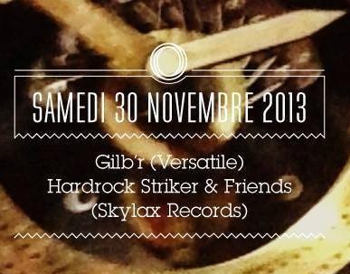 Le badaboum & Skylax with gilbr, hardrock striker, garage shelter