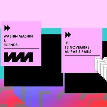 WASHIN MASHIN & FRIENDS