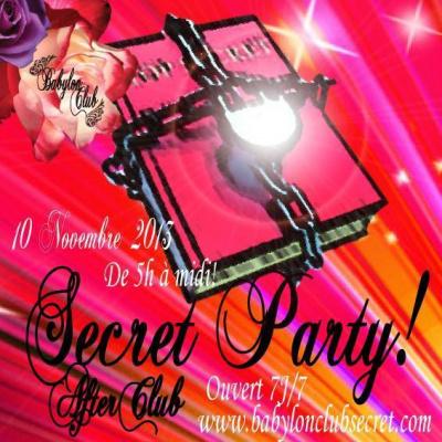 Secret Party ...