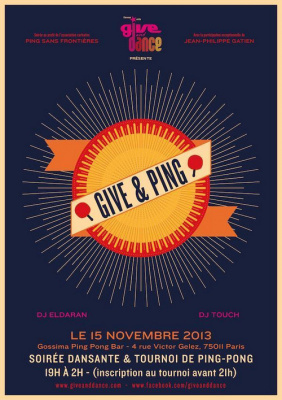 Give and Ping