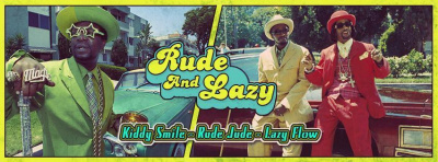 Rude & Lazy presents KIDDY SMILE - Chez Moune - Samedi 16/11/13