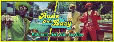 Rude & Lazy presents KIDDY SMILE - Chez Moune - Samedi 16/11/13