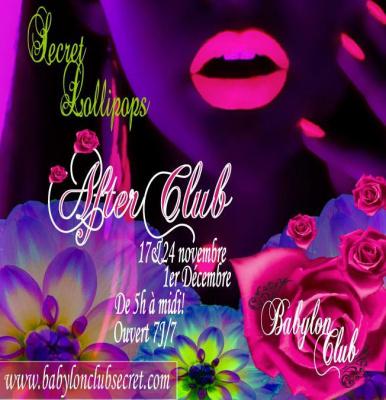 SecretLollipops Party