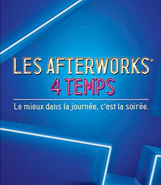 Afterworks les 4 Temps