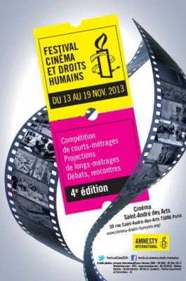 Festival Cinéma et Droits Humains