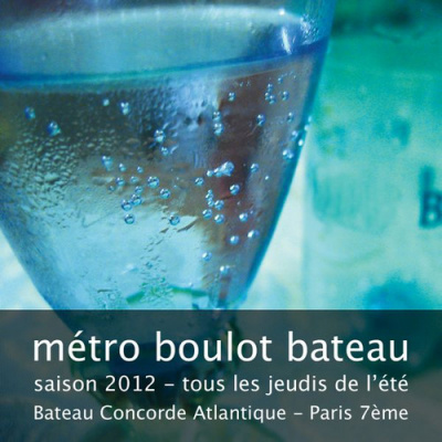 Metro Boulot Bateau