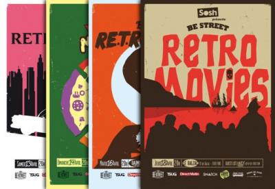 Be Street Retro Movies Tour2013