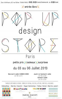 Pop Up Store Design