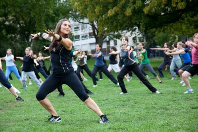 Gym suédoise : cours gratuits en plein air