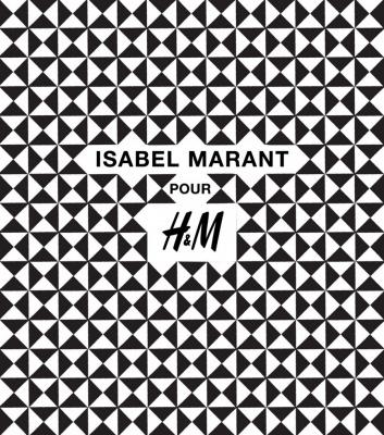 Isabelle Marrant pour H&M