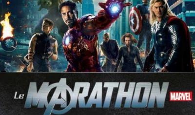 Le Marathon Marvel au Grand Rex