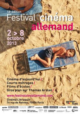 Le Festival du cinéma allemand 2013